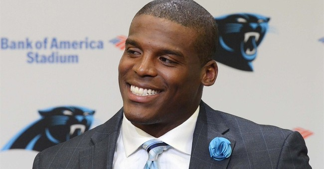 AP Source: Panthers-Newton 5-year deal worth $103.8 million