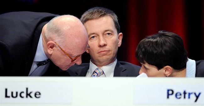 German anti-euro party scraps congress amid infighting