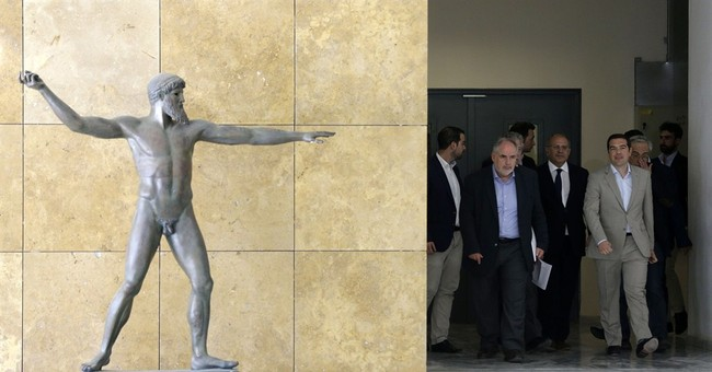 Greek uncertainty acting as 'brake on growth' in eurozone