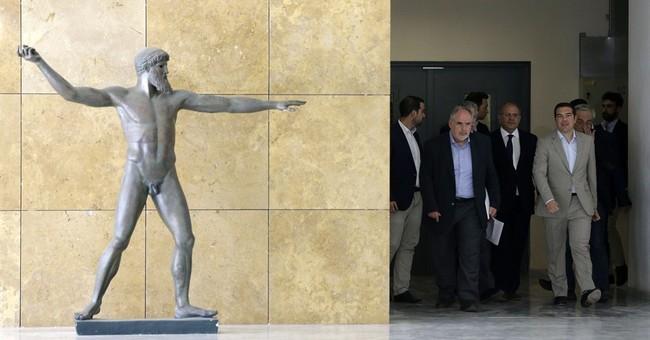 Greek uncertainty acting as 'brake on growth' in eurozone