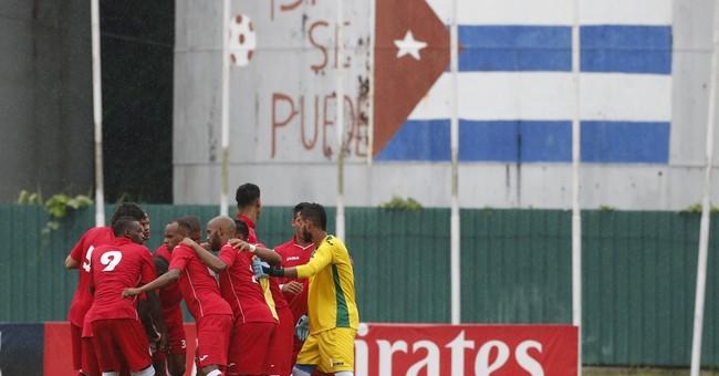 NY Cosmos defeat Cuba 4-1 in friendly amid detente