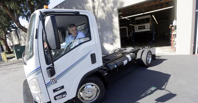 Tesla Motors co-founder wants to electrify commercial trucks