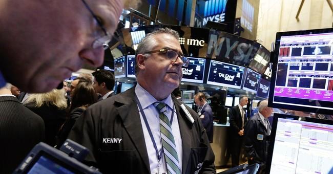 Encouraging job market news sends US stocks higher