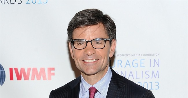 Donation little hindrance to Stephanopoulos interviews