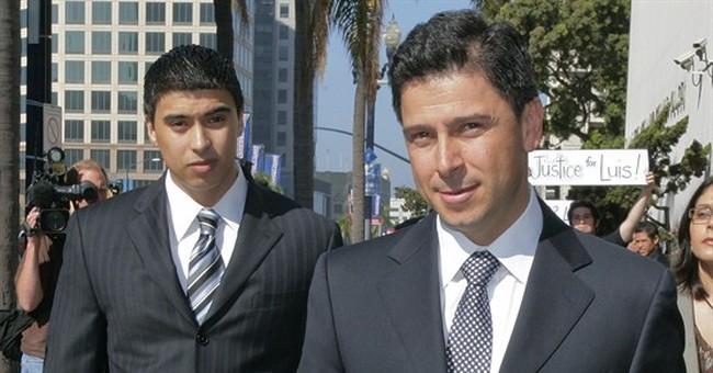 Court upholds sentence for son of Schwarzenegger ally