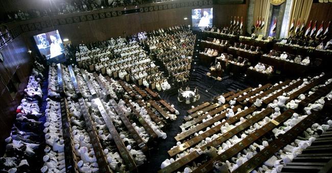 Sudan swears in President al-Bashir as he shifts alliances
