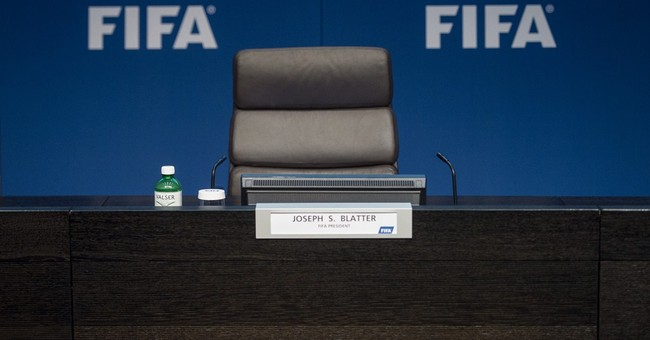 Blatter's long goodbye fuels critics urging quick FIFA exit