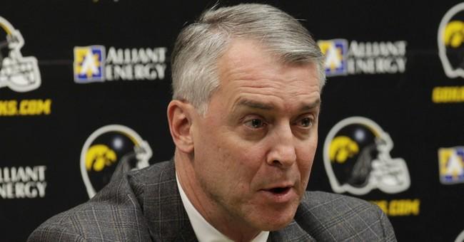 US investigating gender bias claims in U. Iowa athletics