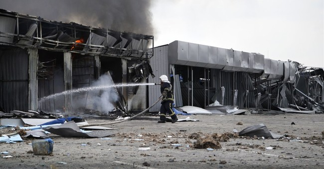 Ukraine battle tests cease-fire to breaking point