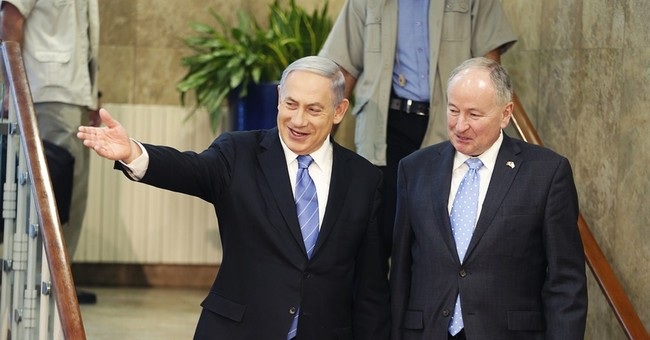 Canada's foreign minister offers strong support for Israel