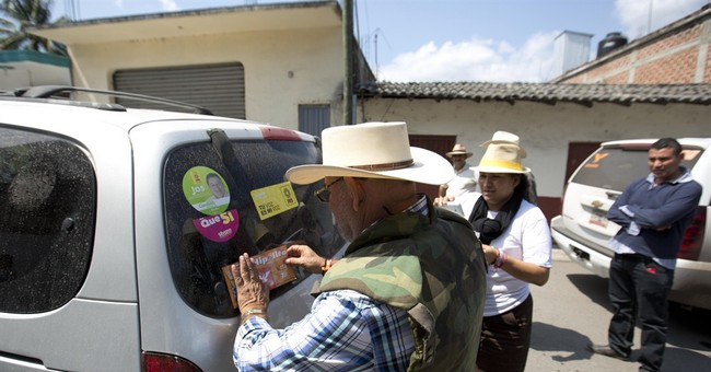 Former vigilante leader runs for office in Mexican elections