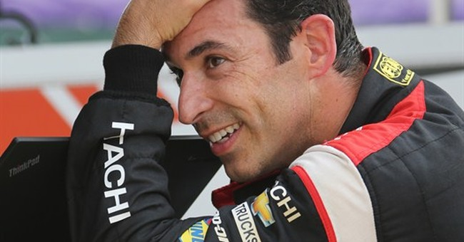 IndyCar reduces penalty against Castroneves to 3 points