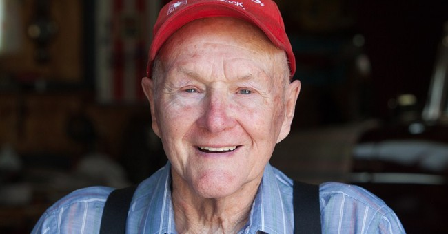 Illinois man backs SUV through garage door, a longtime wish