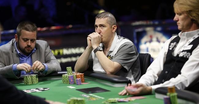 World Series of Poker crowns winner of massive Colossus