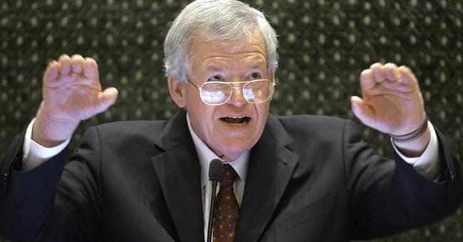 AP News Guide to case against former Speaker Dennis Hastert