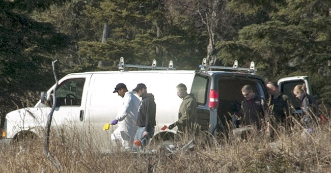 Police conclude murder-suicide in deaths of Alaska family
