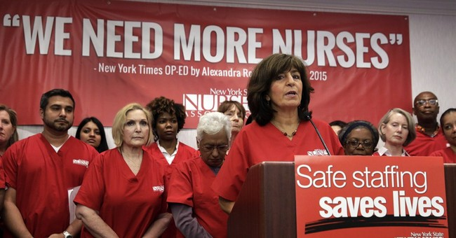Nurses' union says strike authorized if negotiations fail