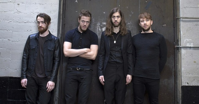 Imagine this: Imagine Dragons once opened for a mime