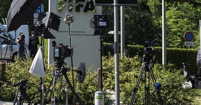 The Latest: Warner makes televised address in Trinidad
