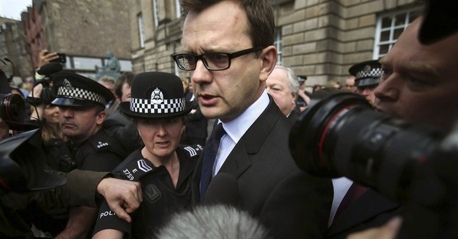 Ex-UK tabloid editor Andy Coulson cleared of perjury