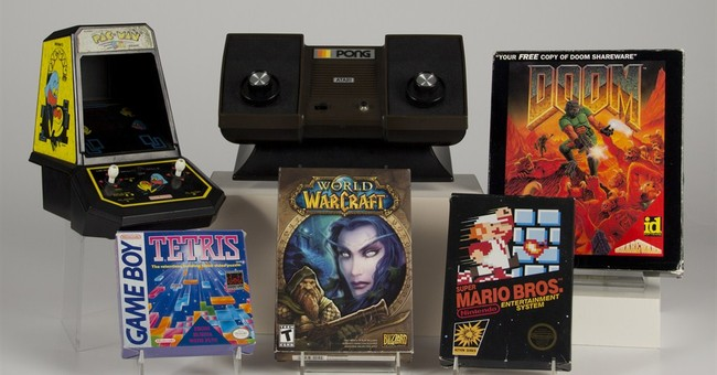 'Pong,' 'Tetris' make Video Game Hall of Fame's first class