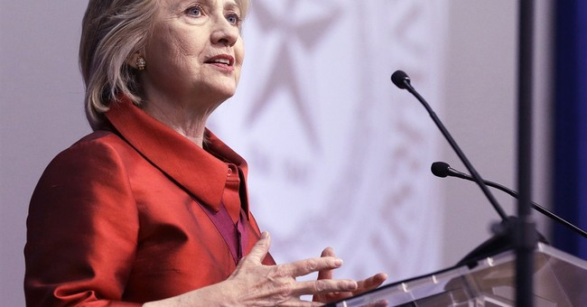 Clinton: GOP trying to make it difficult for people to vote