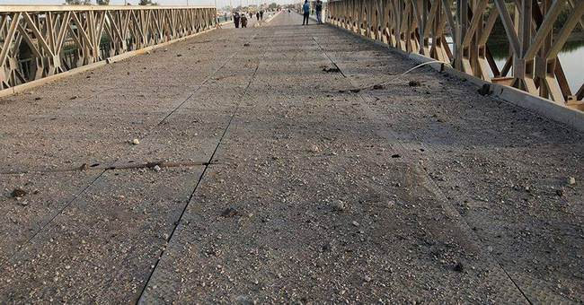 IS reduces water supply to government areas in Iraq's Anbar