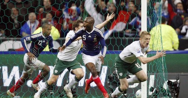 FIFA discloses Ireland received $5M over Henry's handball