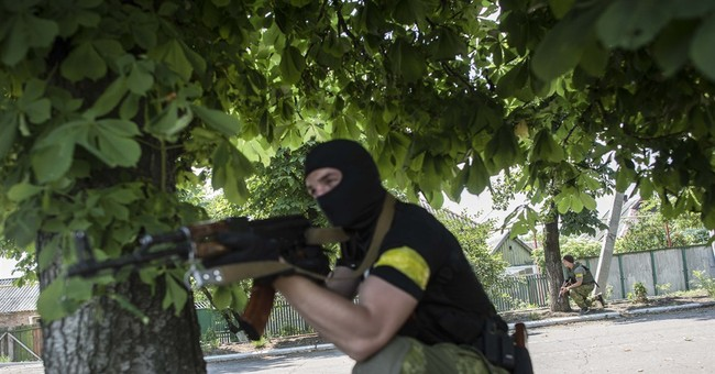 Eastern Ukraine tense after outbreak of fighting