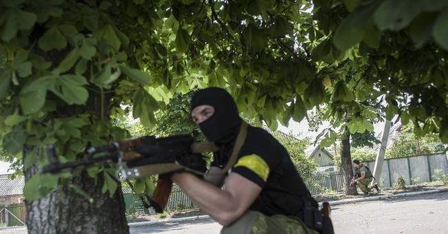 Eastern Ukraine tense after outbreak of fighting