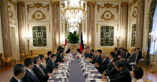 Japan agrees to beef up Philippine military with hardware