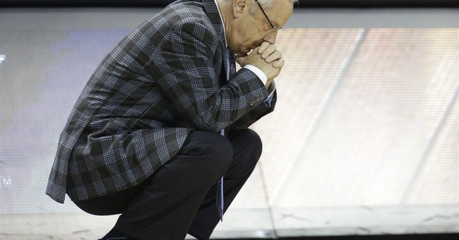 NCAA hits UNC with 5 violations in wake of academic scandal