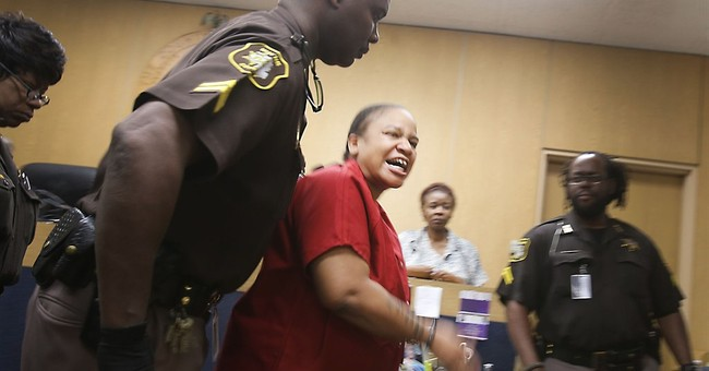 Mom yells during custody trial that she killed 2 of her kids