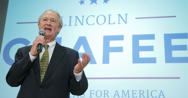Chafee fills out field of Hillary Clinton's challengers