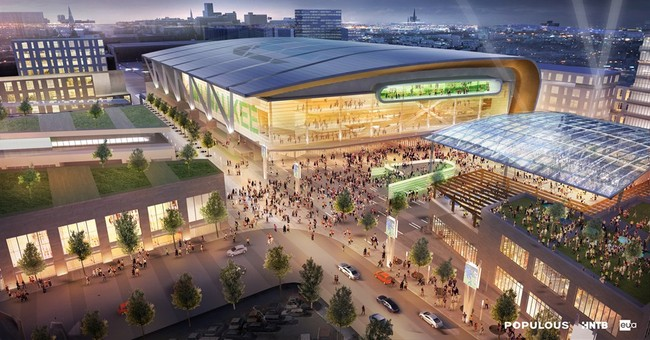Wisconsin governor announces deal for new $500M Bucks arena