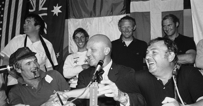 Australian entrepreneur, America's Cup winner Alan Bond dies