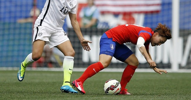 At Women's World Cup, the chance for defeat can draw viewers