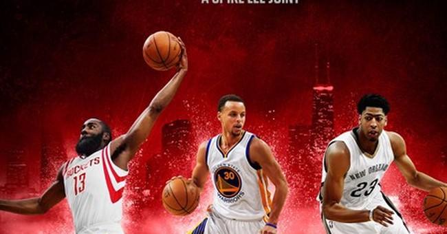 Spike Lee talks drafting story for 'NBA 2K16' video game