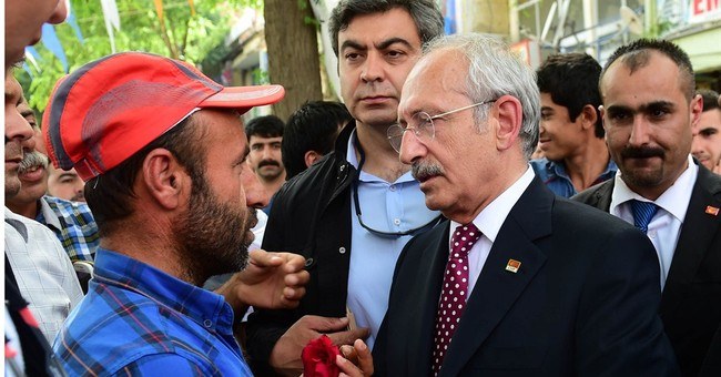 Turkey: 1 killed in attack on Kurdish party campaign vehicle