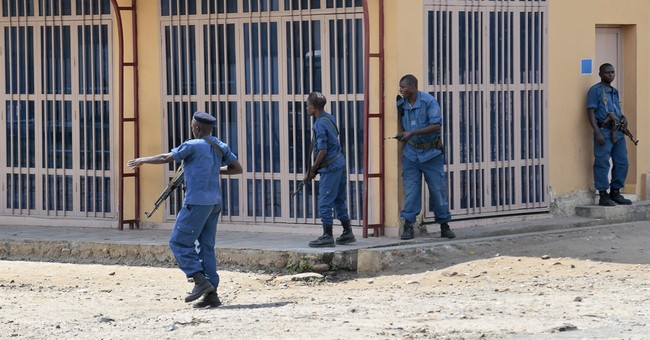 Burundi elections to be postponed after weeks of unrest