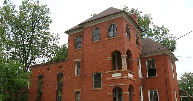 Home sweet jail? Old county lockup converted to new house