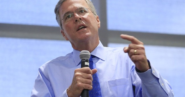 Bush joins unwieldy race as new phase of GOP campaign begins