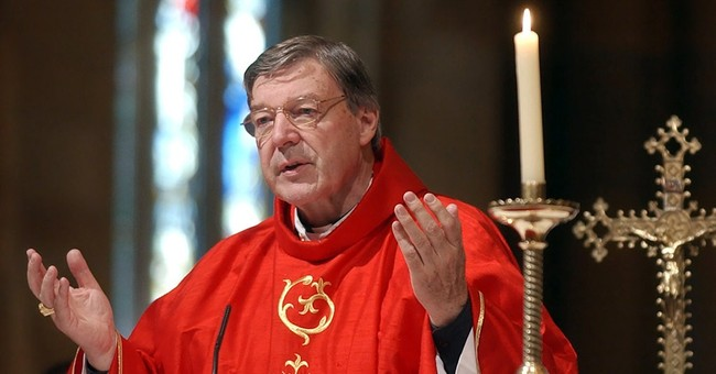 Vatican's No. 3 fights allegations in Australian abuse probe