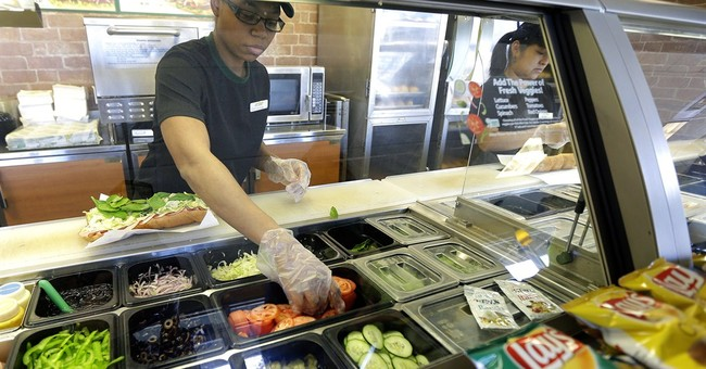 Eat fresher? Subway also dropping artificial ingredients