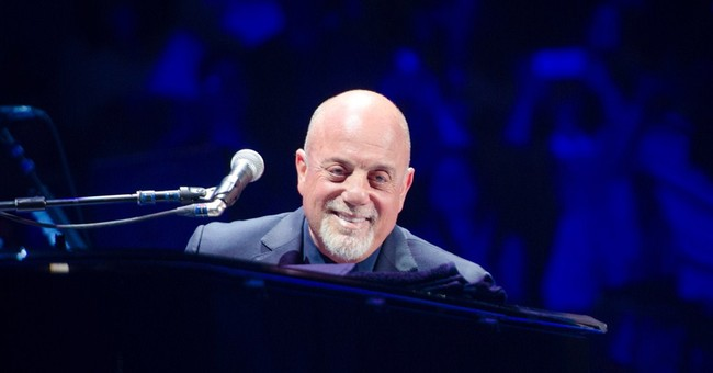 Billy Joel to set record at NYC's Madison Square Garden