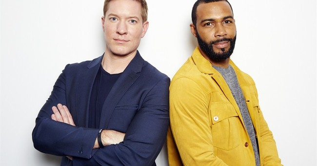 Partners in crime played by 2 in-sync stars of TV's 'Power'