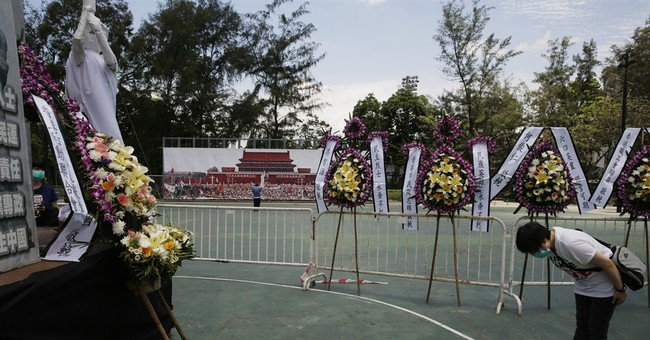 Hong Kong's young find new meaning in Tiananmen vigil