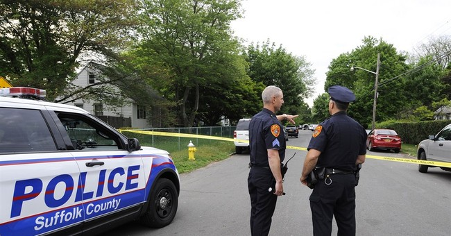 3 shot to death in car in high-crime New York neighborhood