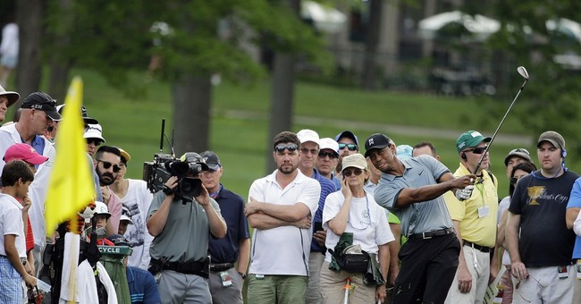 Tiger Woods shoots worst round of career, 85, at Memorial