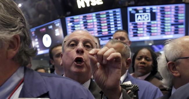 Burst of hiring drives US bonds lower; stocks slip